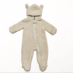 Mudpie Bear Snowsuit